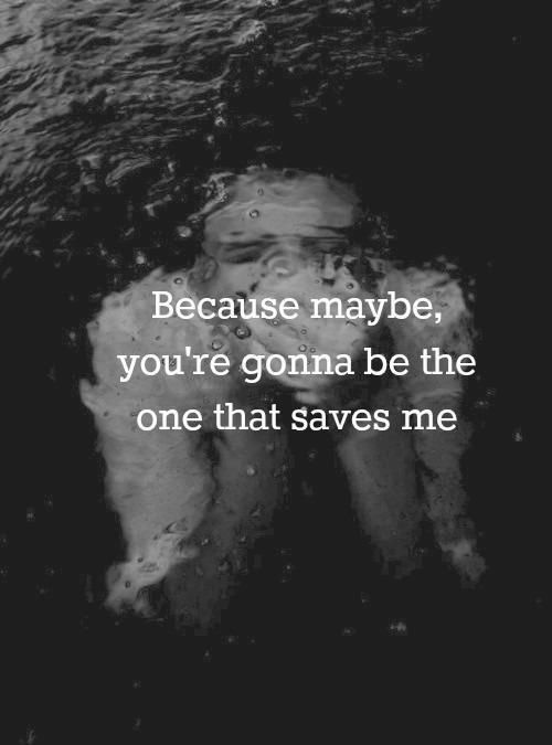 Wonderwall tumblr quotes and save me on pinterest