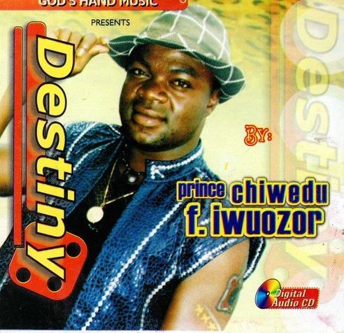 Chinedu Iwuozor - Nwa Di Uso - CD