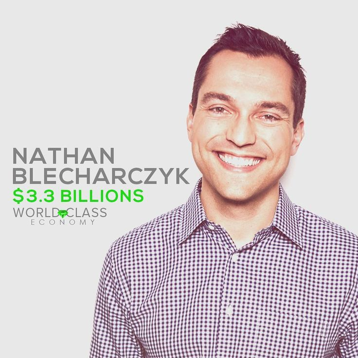 Nathan Blecharczyk is among the world's youngest billionaires just a year older than Mark Zuckerberg and Dustin Moskovitz of Facebook fame.  He is cofounder and chief technology officer of Airbnb which lists 2 million homes or rooms in people's houses or apartments for rental stays in 190 countries.  As of mid 2016 60 million guests had used the service since it launched in 2008. In 2015 Blecharczyk helped oversee Airbnb's push into Cuba.  The company is valued by private investors at more…