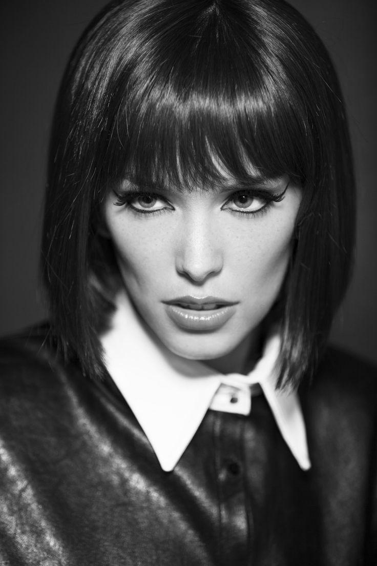 Ésta soy yo...¿O no?  #moda #fashion #pielelástica #leather #stretchleather