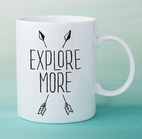Mug - Explore more