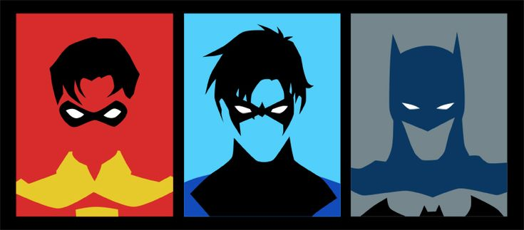 Evolution of Dick Grayson  pre New 52  by phil-cho on deviantART Robin    Dick Grayson New 52 Nightwing