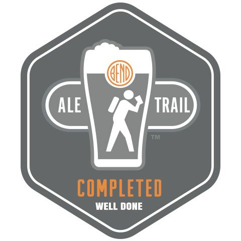 Phew! I just completed the entire Bend AleTrail #inBend #bucketlistcheck