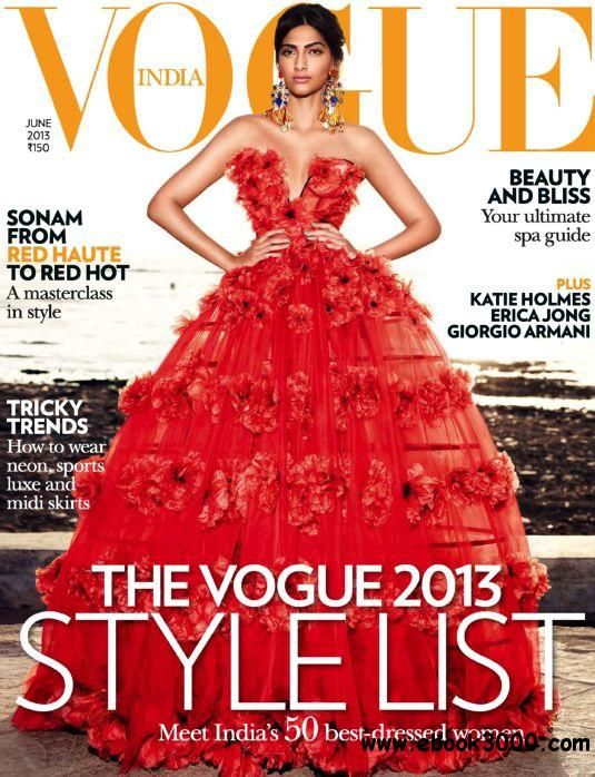 64 best fab magzine covers images on pinterest fashion vogue india june 2013 free ebooks download fandeluxe Choice Image