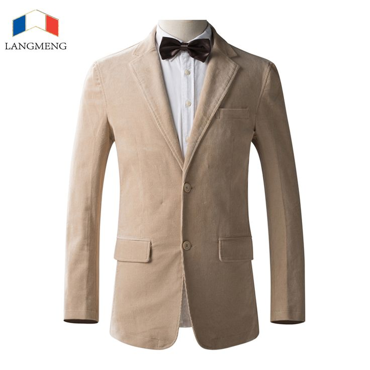 LANGMENG Autumn Winter Fashion Men Blazer Casual Suits Slim Fit Corduroy Suit Jacket Men Costume Blazer jackets Brand Clothing     Tag a friend who would love this!     FREE Shipping Worldwide     Get it here ---> https://hotshopdirect.com/langmeng-autumn-winter-fashion-men-blazer-casual-suits-slim-fit-corduroy-suit-jacket-men-costume-blazer-jackets-brand-clothing/
