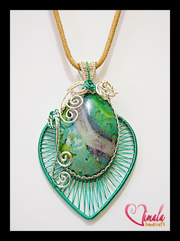 Aksesoris Wire Jewelry / Perhiasan Kawat Kalung/Pendant, Brooch, Gelang dsb | Kaskus - The Largest Indonesian Community