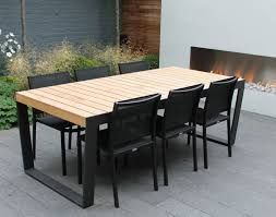 Image result for beautiful contemporary outdoor dining furniture