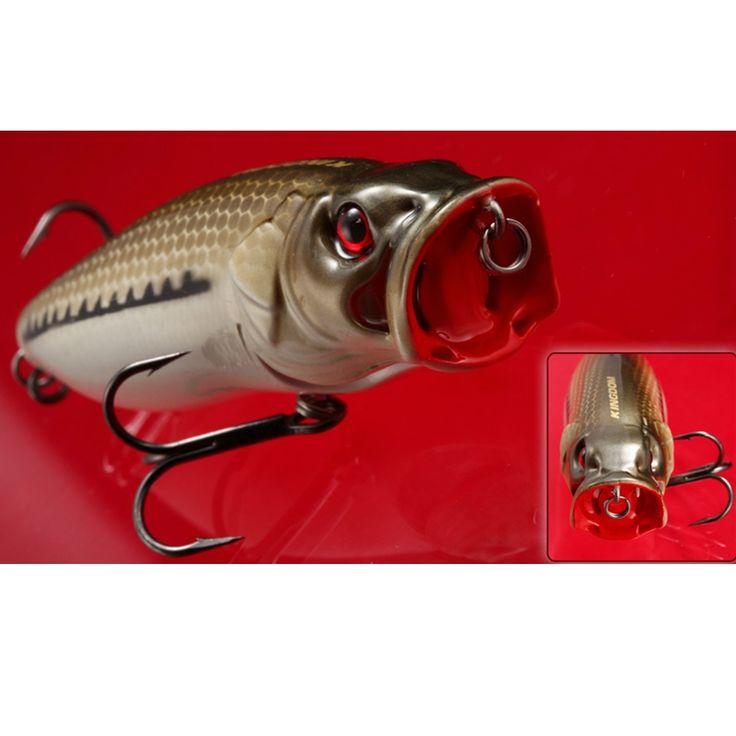 $9.85 (Buy here: https://alitems.com/g/1e8d114494ebda23ff8b16525dc3e8/?i=5&ulp=https%3A%2F%2Fwww.aliexpress.com%2Fitem%2F2014hot-sale-Floating-Poppers-Mighty-Bite-Megabass-16-5g80mm-lucky-craft-Kings-popper-fishing-lure-swimbait%2F2042764365.html ) Hot sale Top grade Floating popper fishing lure Poppers Mighty Bite Megabass 16.5g 80mm lucky craft Japan hook Fish Wobbler for just $9.85