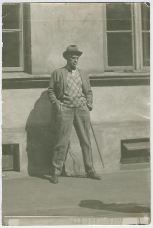 Владимир Маяковский. Фотография конца 1920-х годов © The New York Public Library