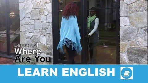 E-Angol - Tanuljunk Angolul! - 5. lecke