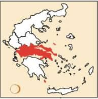 Αποτέλεσμα εικόνας για γεωγραφικο διαμερισμα στερεας ελλαδας