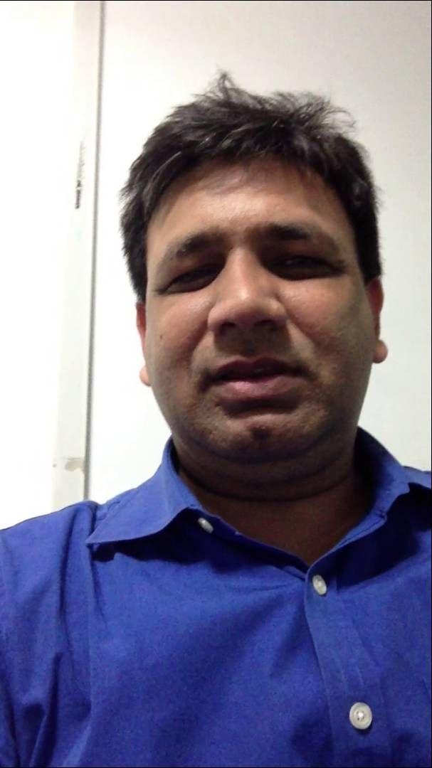 Dr. Dheeraj Mehrotra - Pearson Thank Your Teacher