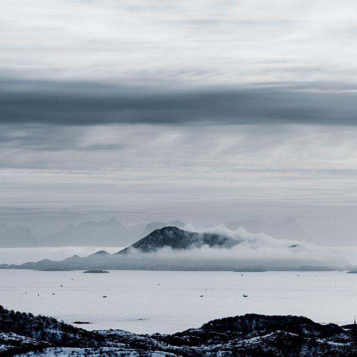 Meet magestic lofoten, a place for dreamers and skiers. Read our lofoten story http://bit.ly/lofoten2014 Photo: Sverre Hjørnevik