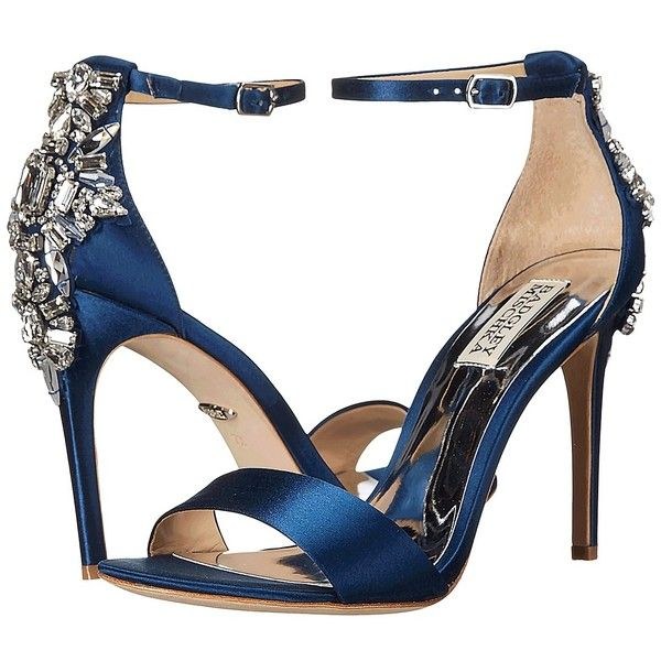 25  best ideas about Navy blue dress sandals on Pinterest | High ...