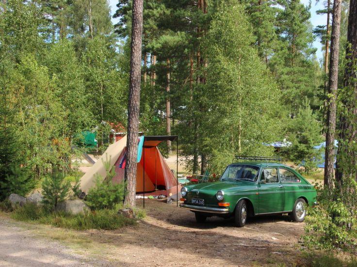 Spilhammars camping Zweden Mariannelund en Vimmerby