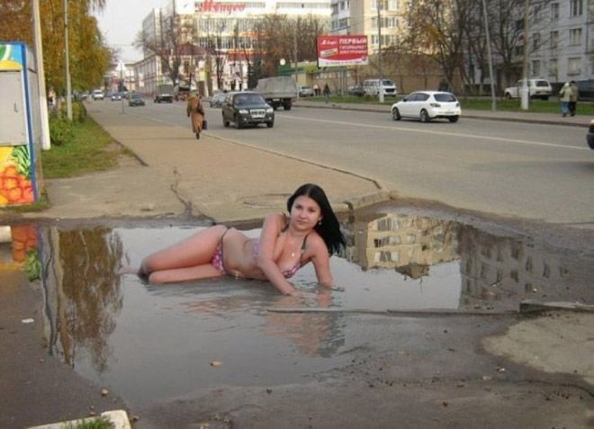 Really Awful Russian Dating Site Photos -