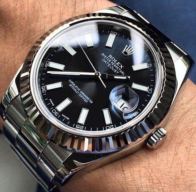 Leasy Luxe et la Rolex DateJust capturent tous vos plus beaux moments ! www.leasyluxe.com #amazing #silver #leasyluxe