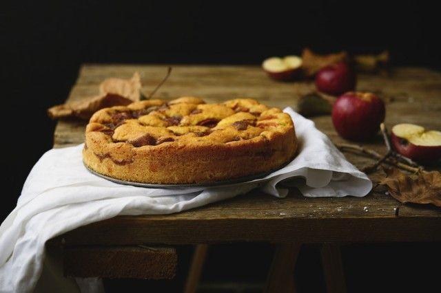 La ricetta perfetta della torta di mela  Torta di mele e cannella