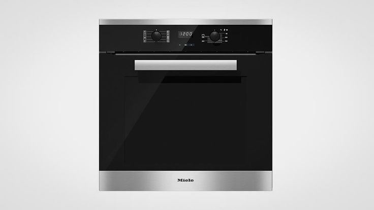 Miele H 2661 B CleanSteel