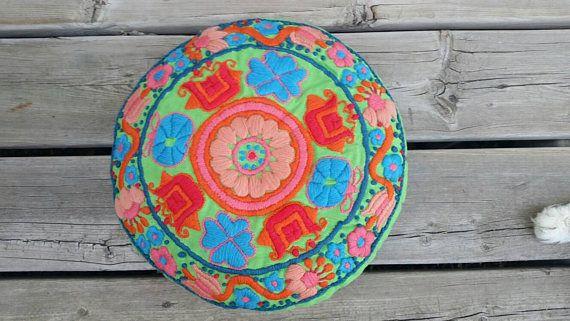 Check out this item in my Etsy shop https://www.etsy.com/listing/540320013/vintage-1960s-round-psychedelic