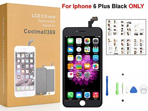 Anytime it comes to best and inexpensive product, you definitely need to take a glance  at the iphone 6 Plus screen replacement For Lcd Touch Screen Digitizer Frame Assembly Set (Free tool kit included)(Black) . Numerous buyers have reported many Excellent things about iphone 6 Plus screen...