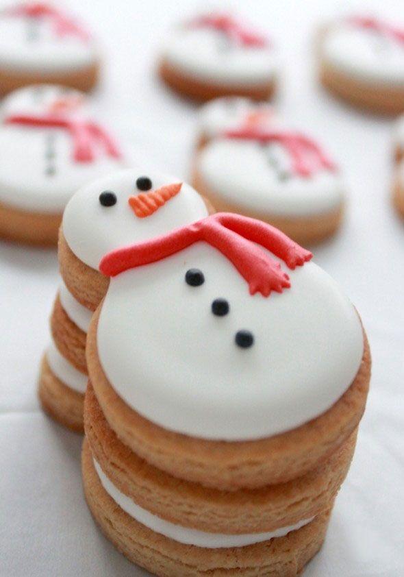 Christmas cookies with peanut butter! - Χριστουγεννιάτικα μπισκότα με φυστικοβούτυρο!