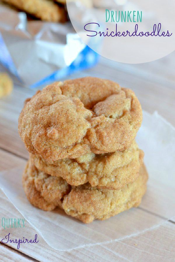 This is a fun twist on the classic snickerdoodle cookies. They are super easy to make and will make your family happy that you learned to baked!