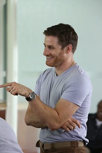 One of my favorite characters on my favorite show! Sam Jaeger Directs #Parenthood