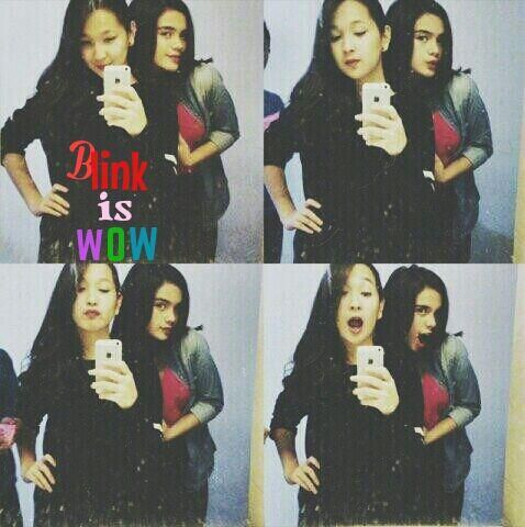 Agatha Pricilla and Audi Marissa
