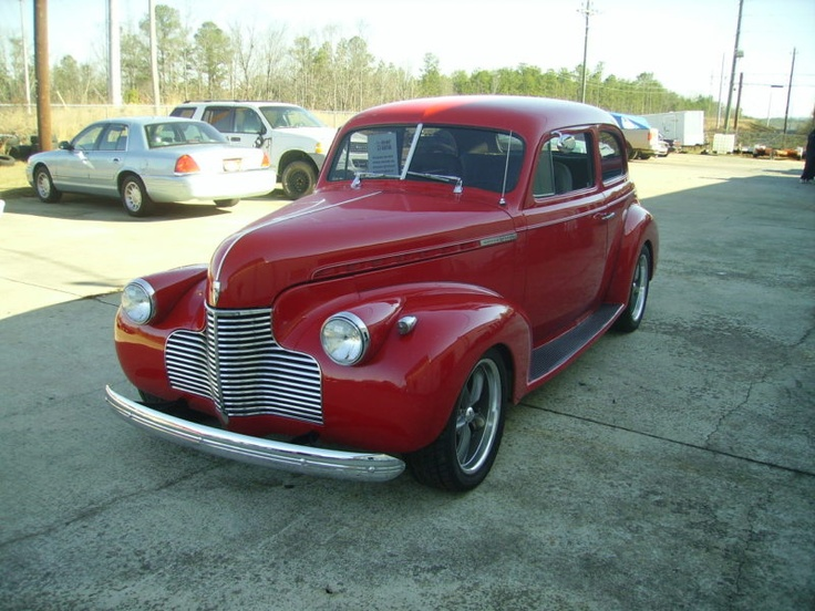 17 best images about 1940 chevys on pinterest shops for 1940 chevrolet 2 door sedan