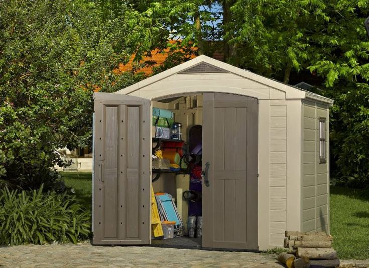 Best 20 keter plastic sheds ideas on pinterest outdoor for Garden shed tesco