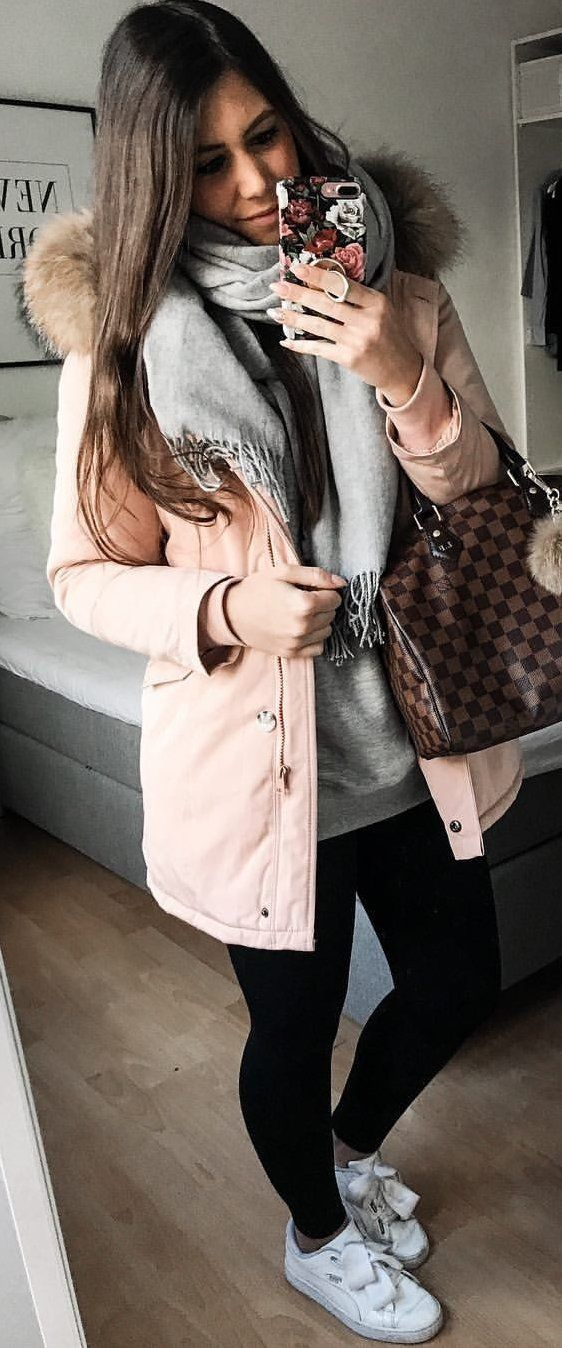 #winter #outfits  GOOD MORNING