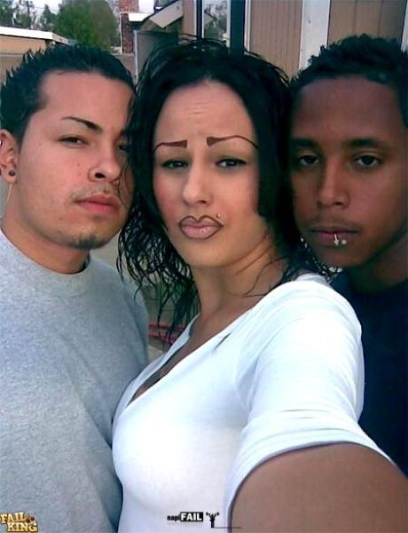 And More of the Worst Eyebrows Ever