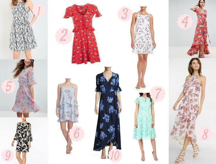 10 Spring Dresses Under $130