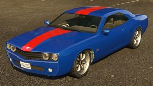 Gauntlet - GTA Wiki, the Grand Theft Auto Wiki - GTA IV, San Andreas, Vice City, cars, vehicles, cheats and more
