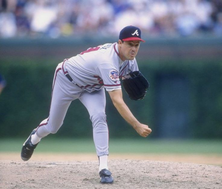 Greg Maddux threw a 76-pitch complete game on this day 20 years ago