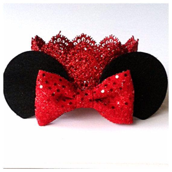 LOVE this Minnie crown!! #sweettbabyboutique