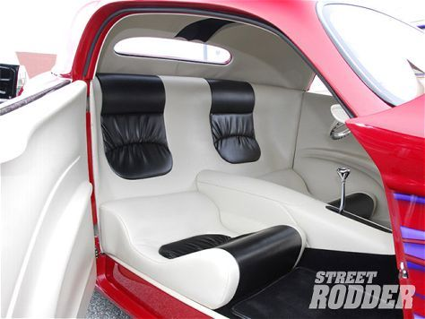 Ideas for my new Street Rod : 33 Ford interior | Ideas for ...