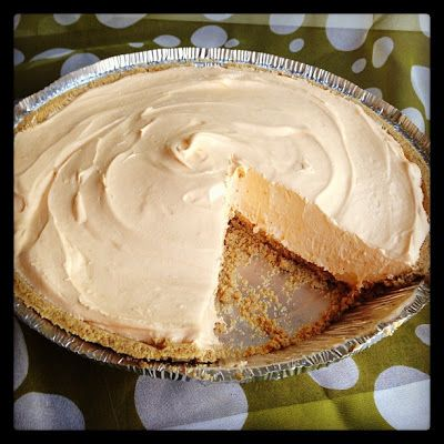 Tang Pie- this is one of my favorite things to make! <3