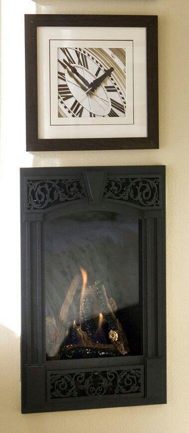 indoor portable propane fireplace