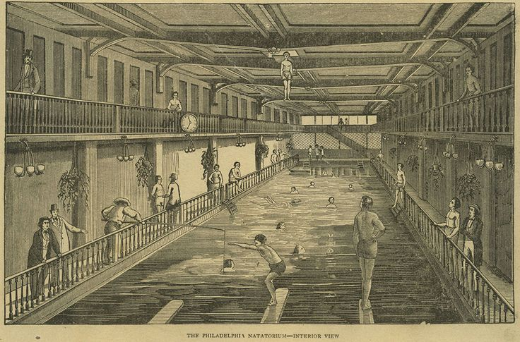 50 best vintage swimming pics images by endless pools on pinterest swim swimming and classic for Swimming pools in philadelphia
