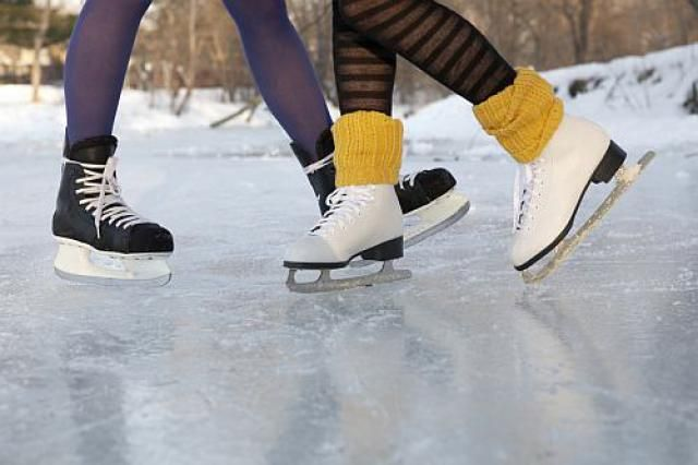Best 8 Things to Do in Silver Spring, Maryland: Ice Skating in Downtown Silver Spring
