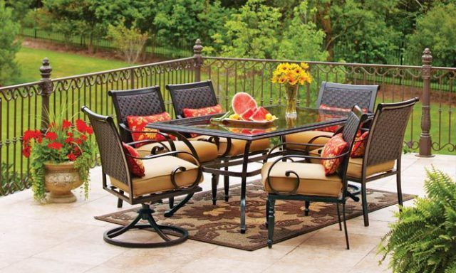 Homes And Gardens Patio Furniture Ideas