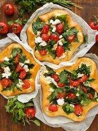 www.gaea.gr Cream Cheese Savory Tartlets
