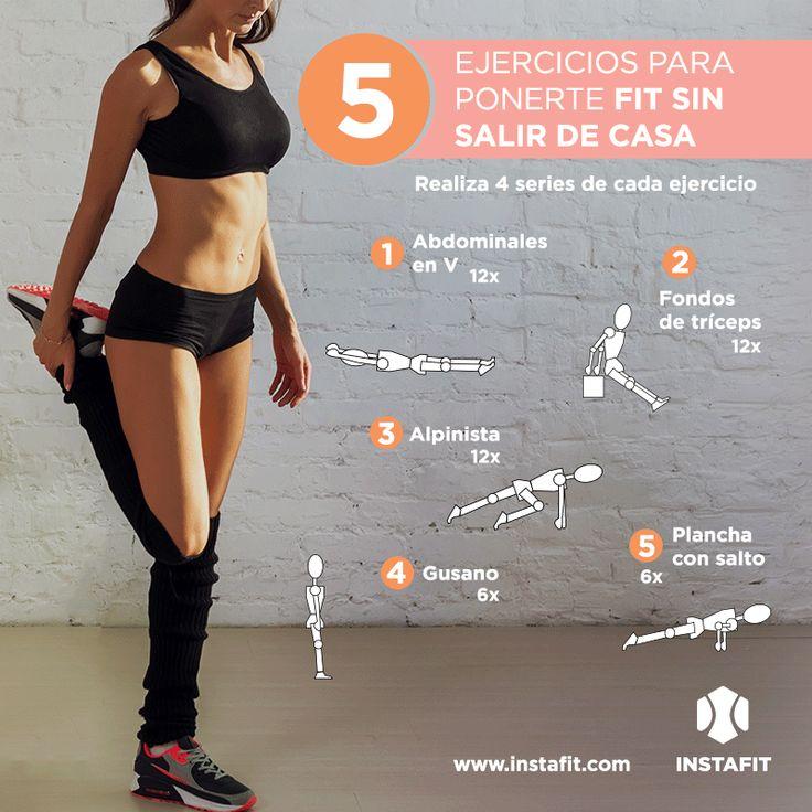 Rutina para hacer en casa  #workout