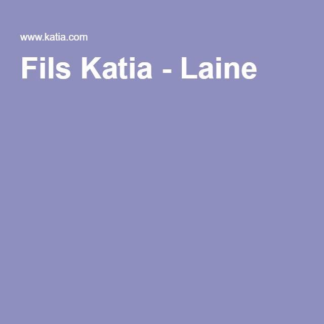 Fils Katia - Laine