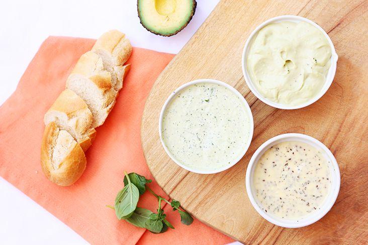 Een knapperig broodje met een flinke klodder aioli, mmm daar kunnen wij echt van genieten. Heerlijk voor bij de barbecue of als voorafje bij een diner.Mocht j