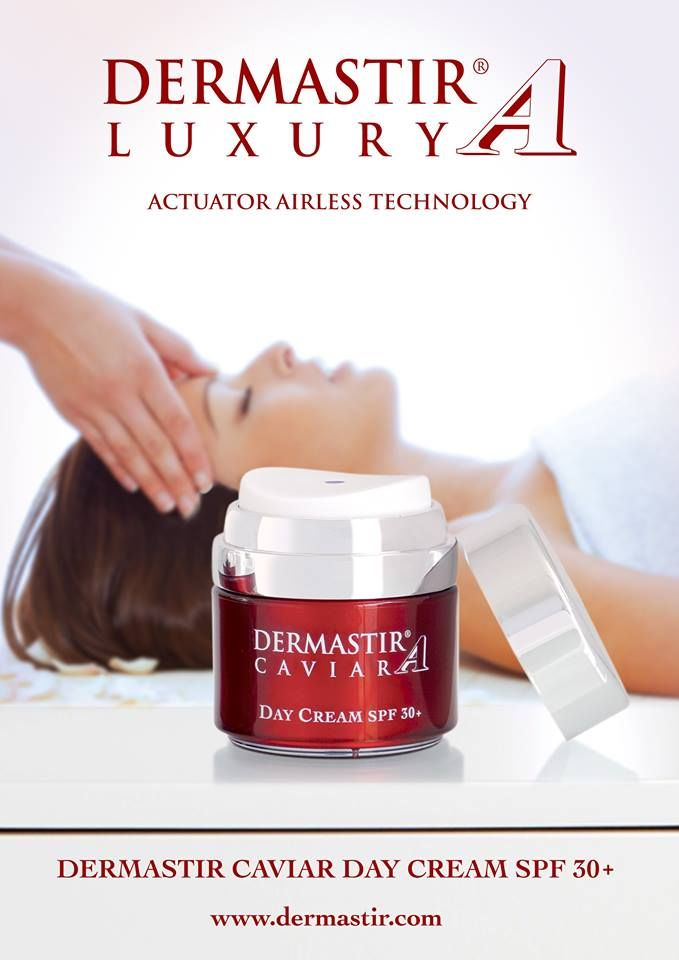 With an innovative airless packaging Dermastir Day Cream keeps the active ingredients intact and prevents wrinkles' formation.  Buy now on altacare.com