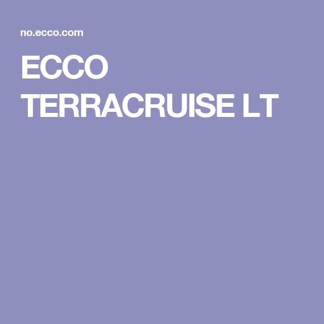 ECCO TERRACRUISE LT