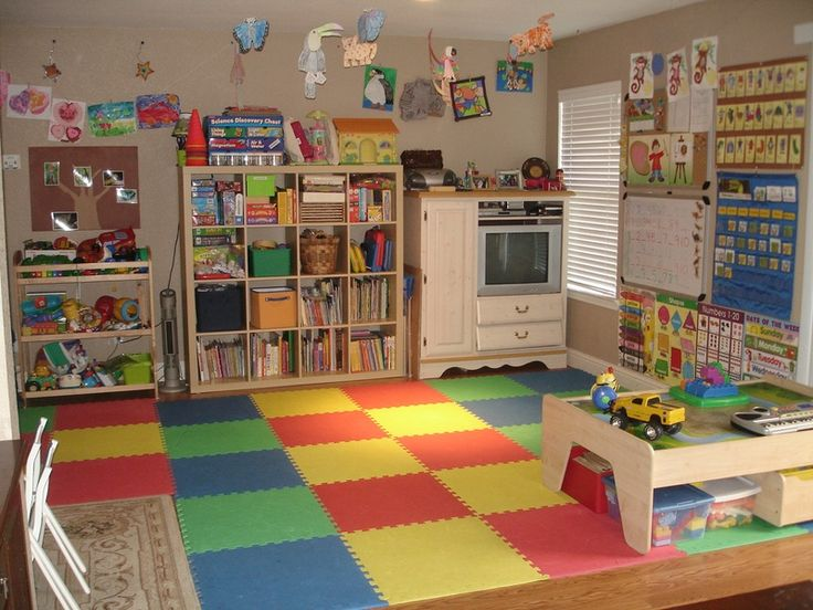 Home Daycare Ideas Set Up: 17 Best Images About DayCare On Pinterest